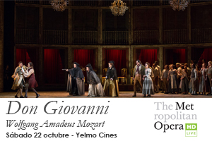 Don Giovanni MET